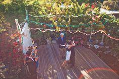 DIY wedding ceremony decor ideas