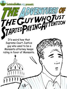 The Supreme Court Justice guy. . . .