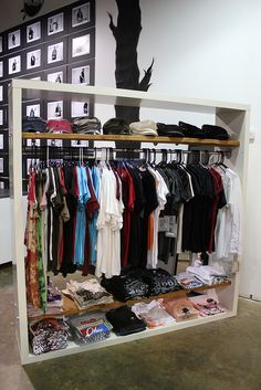 Cool for a clean, organized closet
