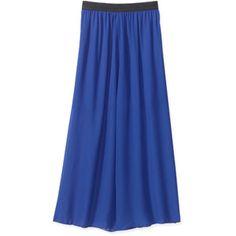 Brooke Leigh Women's Sheer Maxi Skirt