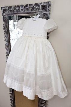 Christening dress...