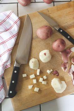 Kitchen 101: Knives & Basic Cuts