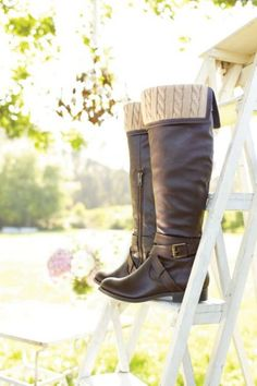 love! i need boots...