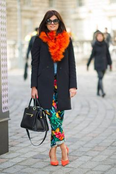 12 Lessons From Fashion Week Street Style