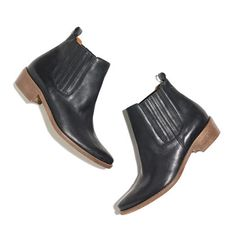 The Chelsea Boot : Madewell