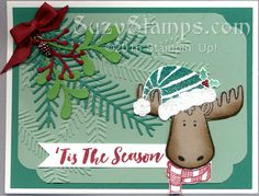 Stampin' Up! Cards -