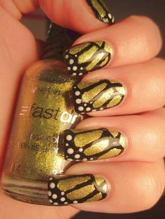 butterflies - Sign up for the #NailArtSociety for $9.95/mo. We will curate n deliver the latest tools,polishes accessories for u to try out the newest nail art trends at home! @Nail Art Society  pheed.com/nailartsociety
