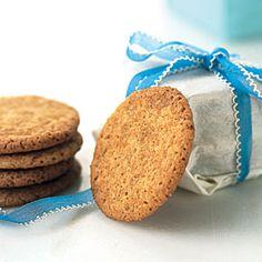 100 Healthy Cookies | Cinnamon-Sugar Cookies | CookingLight.com