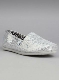 #TOMS Shoes Classic Glitter