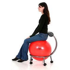 Isokinetics Fitness Ball Chair