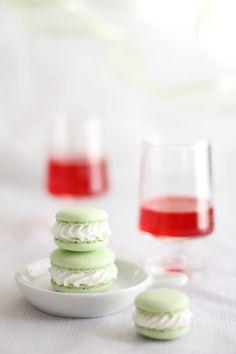 From the Ladurée Sucré desserts book