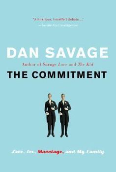 """Dan Savage is probably most known for adding a certain hopeful 2012 Republican Presidential candidate's name to UrbanDictionary.com and for his syndicated sex-advice column.  This book, however, looks further in on Savage's only family- His boyfriend Terry and his son DJ. While Terry and Dan contemplate whether or not they should tie the knot, they find that the biggest opponent to their own marriage isn't anti-gay groups but their son DJ.  What will be the outcome?"""