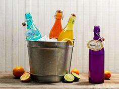 Beautiful Multicolor Bottles.