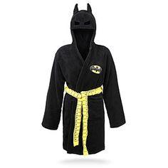 ThinkGeek :: Batgirl Bathrobe