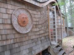 How to Build a Gypsy Caravan from Recycled Materials | Permaculture Magazine