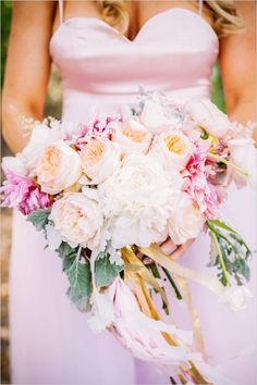 Blush and pink wedding with tons of details! #weddingchicks Captured By: Amanda McKinnon Photography