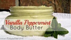 peppermint vanilla b