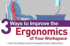 3 Ways to Improve the Ergonomics of Your Workspace | The Perry Post