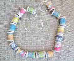 spool garland