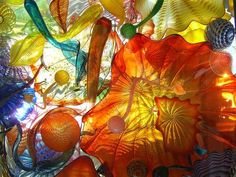 colors of glass