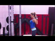 Shoulder Exercises for Women: Barbell Shoulder Workout  #barbell #workout #shoulders