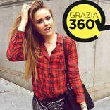 Blogger Kristina Bazan New York Fashion Week Diary