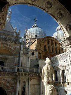 Doges Palace-Venice,Italy