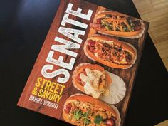 """You have to check out this new cookbook by local chef Dan Wright. He's been on several Daily Meal """"Best-Ofs""""! http://winemedinemecincinnati.com/2014/06/read-this-senate-street-and-savory/?utm_campaign=coschedule&utm_source=pinterest&utm_medium=wine%20me%2C%20dine%20me%20(Culinary%20Content%20Network)&utm_content=Read%20This%3A%20Senate%20Street%20and%20Savory"""