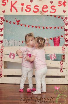 valentine kissies