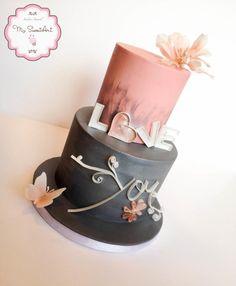 Love You Cake cake valentin