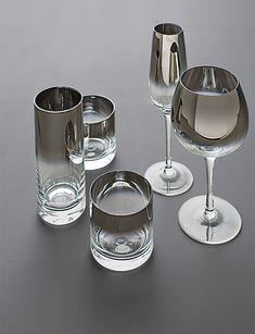 Ombre glass! Adore.