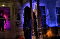 Porch Reaper by rogueshollow, via Flickr