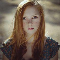 Freckles by ;AnitaAnti on deviantART