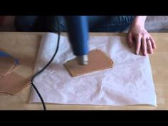 How to create Breastplates with Worbla - YouTube