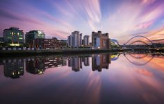 The River Tyne by Jimmy Mcintyre on 500px
