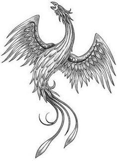 Phoenix Tattoos for Women: Japanese Phoenix Tattoo Designs ~ Tattoo Ideas Inspiration
