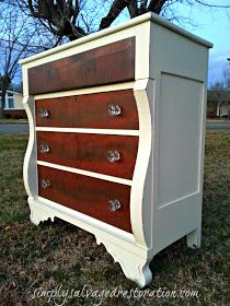 Simply Salvaged: Anitque Empire Chest