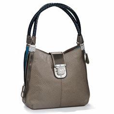 Fashionitsa Brighton Dovima City Block Shoulder bag to purchase call 951-734-5989