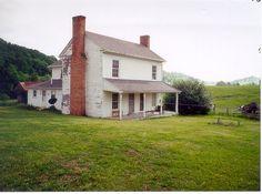 Stephan Gose house near Wytheville