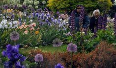 Schreiner Iris Garden
