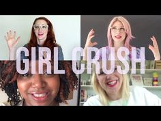 Girl Crush from The Girls With Glasses  w/ The Alison Show and Dayle from No. 4 Design Studio.