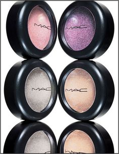 MAC Pressed Pigments Collection <3 MAC