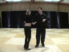 West Coast Swing -  Jason Barnes & Erica Berg