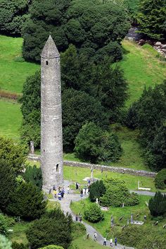 Glendalough, County