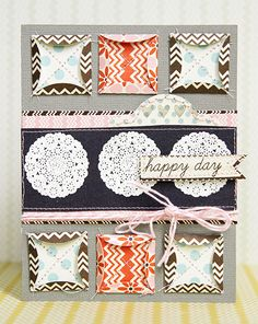 Card by Patricia Roebuck using Lily Bee Persnickety  #cards #lilybee #lilybeedesign