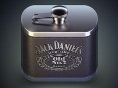 Jack Daniel's by Valery Zanimanski
