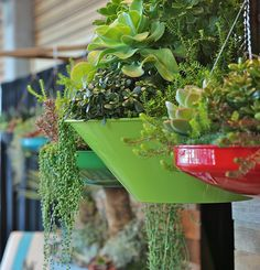 Pot Inc. on 2Modern | A new, modern take on outdoor planters.