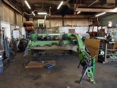 John Deere 1360 hay equipment salvaged for used parts. Call 877-530-4430. We buy salvage farm equipment. 7 salvage yards in the Midwest. http://www.TractorPartsASAP.com