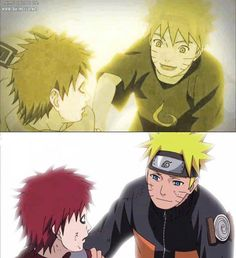 Gaara is my third favorite naruto character