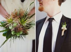 desert wedding, beaches, cacti, catering, wedding bouquets, wedding ideas succulent plants, boutonnieres, green weddings, green flowers